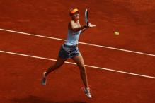 Nadal, Serena, Sharapova reach Madrid quarters
