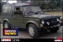 Army to replace Maruti Gypsy, begins trials of new vehicles