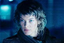 Milla Jovovich sends nude photographs to husband