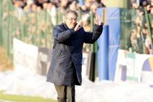 Inter Milan president Moratti fined for accusing referee