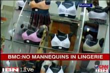 Mumbaikars slam BMC's approval to ban lingerie-clad mannequins
