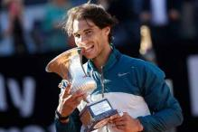 Nadal dominates Federer to win Rome Masters