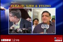 BCCI chief N Srinivasan is being a bully: SP leader Naresh Agarwal