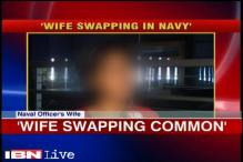 Wife swapping a common practice in the Navy: Naval officer's wife
