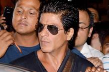 Shah Rukh Khan: Have to be in sling for minimum six weeks