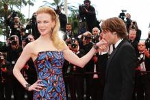 Nicole and Keith indulge in PDA on the Cannes red carpet