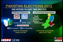 Pakistan elections: 85 million people to vote