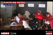 Pakistan: Polling underway; millions vote in landmark election