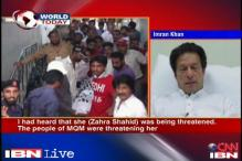 Pakistan: Imran's supporters stage protest over killing of PTI leader