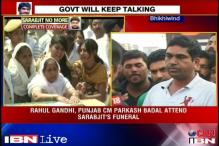 Watch: Sarabjit's cremation was just a photo-op for politicians, say Bhikiwind residents