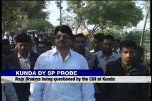 Kunda DSP murder: CBI questions Raja Bhaiya