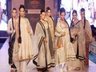 In Pics: Bollywood celebrities at Rajasthan Fashion Week 2013