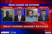 Olympic silver medallist Rajyavardhan Rathore denies doping charges