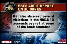 Over 30 banks flouting prescribed guidelines: RBI audit report