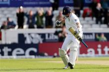 2nd Test: Root's ton gives England control on day two
