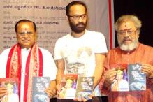 Kannada journalist Ganesh Kasargod launches his book