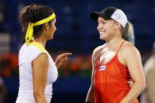 Sania Mirza, Bethanie Mattek-Sands in quarters of Rome WTA event