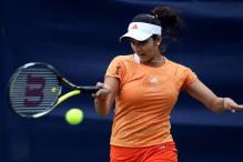 Sania Mirza crashes out in first round of mixed doubles