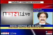 Indian doctors must be allowed to treat Sarabjit: lawyer