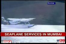 Mumbai gets seaplane service, cost tantamount to cab fare