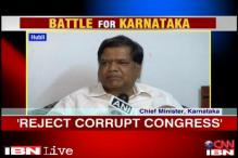 Karnataka polls: Reject corrupt Congress, says Jagadish Shettar