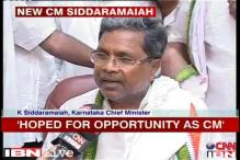 Karnataka: Siddaramaiah to take oath as CM today