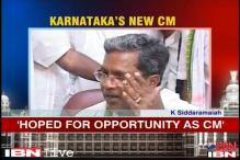 Will restore administration in Karnataka: Siddaramaiah