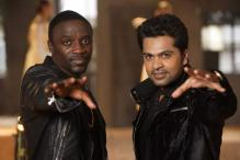 Simbu's 'Love Anthem' to feature Akon in a Dhoti?
