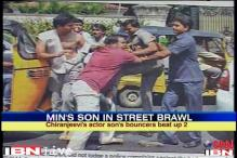 Ram Charan's bouncers beat up two for blocking actor's car