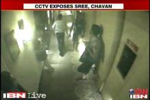 CCTV footage shows Sreesanth, others with bookie Jiju