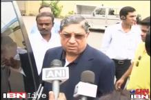 More pressure will be applied on Srinivasan to quit: BCCI sources