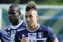 El Shaarawy to miss Italy friendly with bad ankle