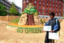 Copenhagen: Sudarsan Pattnaik wins 'The Danish Grand Prize'