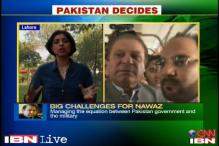 Pakistan polls: Nawaz Sharif's challenges going forward