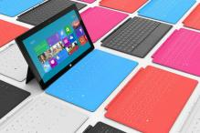 Tablets with Microsoft's Windows RT see slow sales: Report