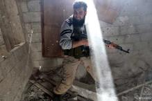 EU ends arms embargo on Syrian opposition