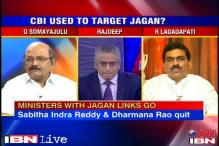Can the congress distance itself from Jagan Reddy?