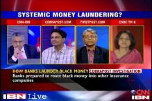 Is the entire banking and finance system prone to money laundering?