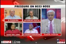 The Last Word: Should Srinivasan resign as president of BCCI?