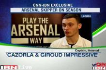 Arsenal skipper confident of finishing in top 4