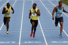 Tyson Gay wins Diamond League sprint in New York