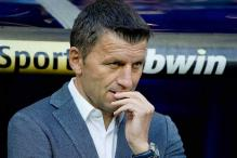 Djukic to step down as coach of Valladolid