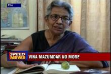Women's rights activist Vina Mazumdar dies in Delhi