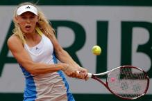 Wozniacki beats Robson to enter second round in French Open
