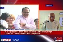 Advani rates Shivraj Singh Chouhan higher than Modi
