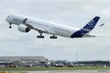 Air rivalry intensifies as Airbus A350 makes first flight