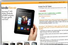 Amazon Kindle Fire HD, Kindle Fire HD 8.9 coming to India on June 27