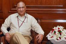 Anil Goswami takes charge as new Home Secretary