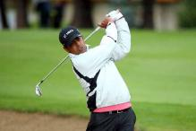 Lahiri best Indian at tied 25th at Queen's Cup on day 1