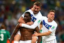 Mario Balotelli powers Italy past Mexico in Confederations Cup